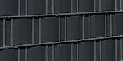 Weich Sichtschutz PVC anthrazit grau
