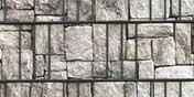 PVC Sichtschutz Granitstein
