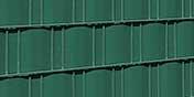 Weich Sichtschutz PVC Moosgrün