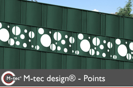 M-tec Design Motiv Points