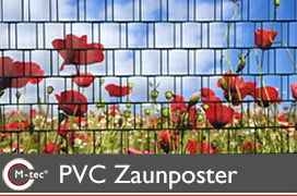 Alternative M-tec PVC Zaunposter