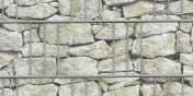 PVC Motiv Sichtschutz Sandstein Toscana