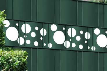 M-tec design Sichtschutzstreifen