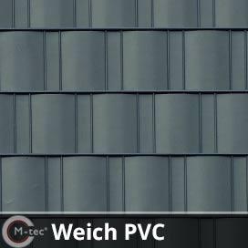 Weich-PVC einfarbig